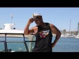 50-летний Майк Тайсон отдыхает на яхте
