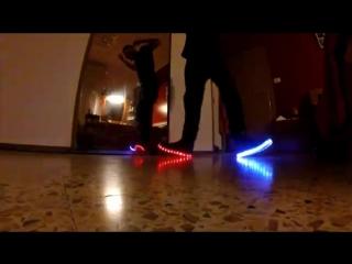 LED SHOES _ dance