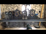 Canterbury Cathedral clock chime