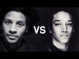 Larry (Les Twins) VS Skitzo (Williams Brothers) - The Fierce Battle
