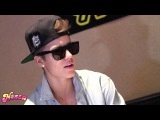 Justin Bieber talks what he likes from girls and who would win in PacquiaoMayweather fight