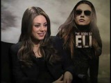 The Book Of Eli - Mila Kunis Interview