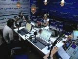 Сергей Ашихмин на радио Маяк,часть 2
