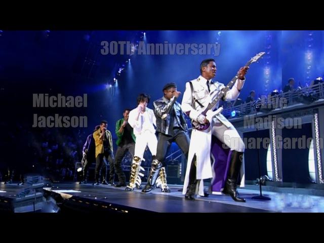 Michael Jackson | Live at Madison Square Garden 2001 | 30Th Anniversary | 1080p | 60FPS