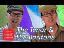 Difference between a TENOR and a BARITONE   with Mark Baxter   DrDan