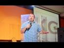 Проповедь Олега Хазина–пророческое служение в церкви Царство Бога.