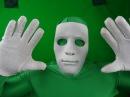 CHROMA KEY GRÜNER ANZUG / GREEN SPECIAL EFFECTS BODY SUIT -Vorstellung