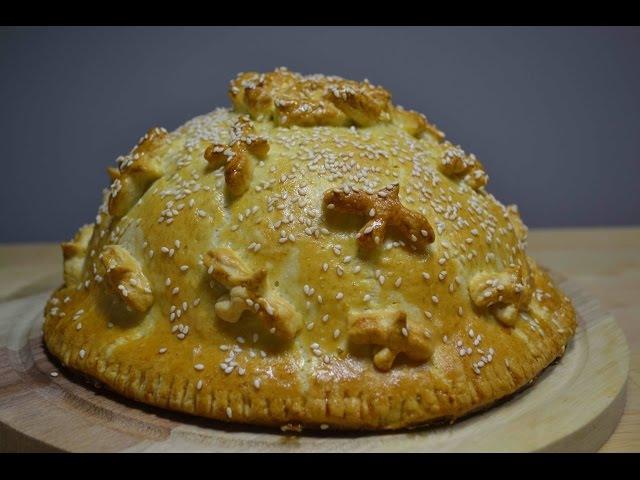 КУРНИК или Праздничный Русский Пирог | ОЧЕНЬ ВКУСНЫЙ | Chicken pot pie