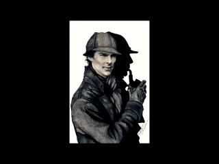 The Return of Sherlock Holmes: Black Peter by A. Conan Doyle