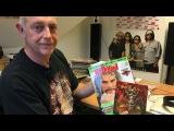 Rock Hard Vol. 358 mit Overkill  Kreator-Split-Vinyl