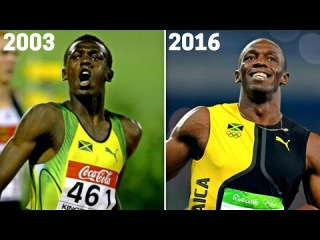 7 Elite Runners Races Before They Were Famous | Bolt, Farah, Gatlin...
