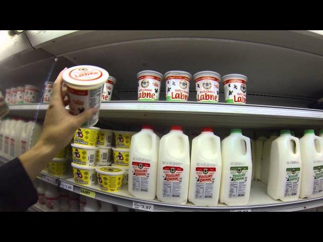 17. Дешевые магазины в США. Обычная поездка за продуктами в супермаркет в Америке.
