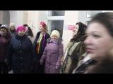 Троицк «Ой, на горi два дубки» 11 декабря 2016 Наш Флешмоб
