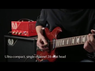 Victory Amplifiers RD1 Rob Chapman Signature – Official Video