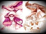 Наруто и Нацу - Ангел или Бес