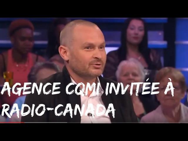Agence Matrimoniale CQMI à Radio-Canada