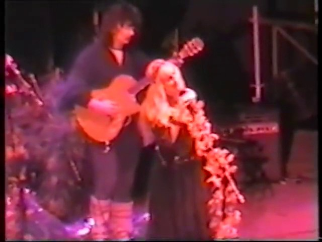 Blackmores Night 13 Midwinters night live in Moscow, Russia, 14 04 2002