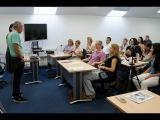 Ч.1 Бизнес-клиника с Drs. Максом и Эллен Шупбах, Москва, июль 2013
