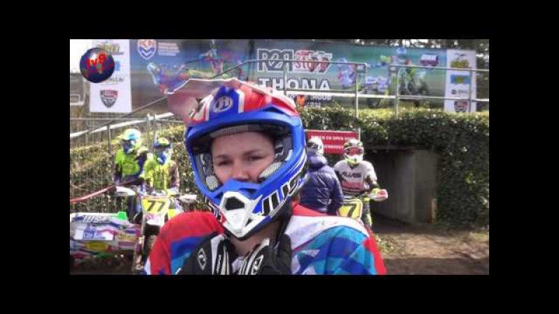 Motocross Open Nederlands Kampioenschap in Lochem bij SEV ONK en NK Zijspan en ONK NK Quads