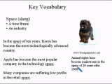 Advanced Learning English Lesson 9 - Rare Earth Shortage - Vocabulary and Pronunciation