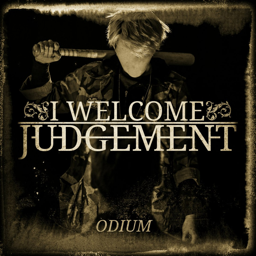 I Welcome Judgement - Odium [EP] (2017)