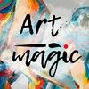 ART MAGIC. Творческая мастерская