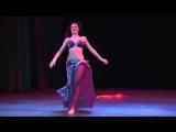 Superb Hot Arabic Belly Dance AIDA 7154
