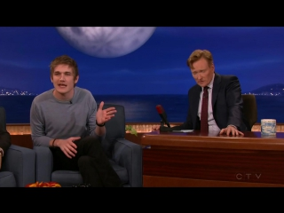 Bo Burnham with Conan OBrien (28.06.2016) (Антоновка)