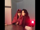 170120 Nara &amp Lime (Hello Venus) @  kwave_official Instagram