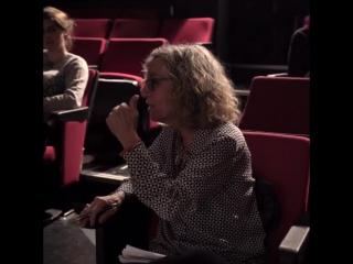 Институт театра и кино Ли Страсберга впервые в России проводит мастер-класс «Играна камеру».