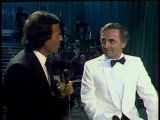 Julio Iglesias Charles Aznavour Que Cest Triste