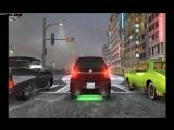 Midnight Club 3 DUB Edition Remix-Детройт,Сан-Диего, Атланта,Токио[PCSX2 1.2.1/DX9]HD720.p