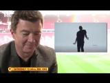 Рик Эстли просмотрел клип на свою песню с участием футболиста Поля Погба