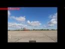 Мастерство пилота ВСУ: Полет на предельно малой высоте штурмовика Су-25 над Луцким военным аэродромом