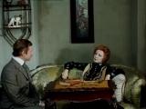 Лора Лайонс и доктор Ватсон – «Приключения Шерлока Холмса и доктора Ватсона: Собака Баскервилей» (Ленфильм, 1981)
