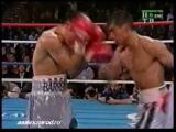 Марко Антонио Баррера - Эрик Моралес 1 _ Marco Antonio Barrera vs Erik Morales