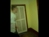 Когда потерял ключи от своей комнаты, приходит время импровизации.