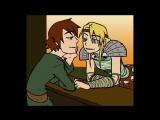 Иккинг и Астрид