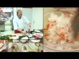 видео Как самому приготовить суши и ролы Простые рецепты японской кухни