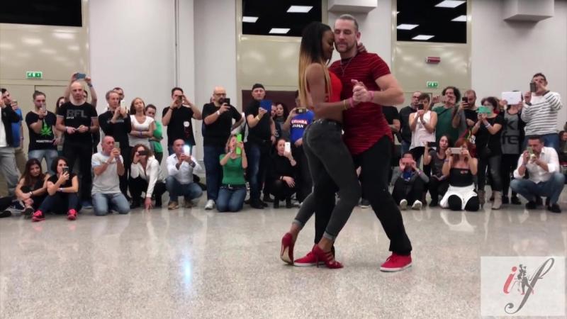 Kizomba Isabelle and Felicien Anselmo Ralph - Eu te amava mais KizMi Festival 20