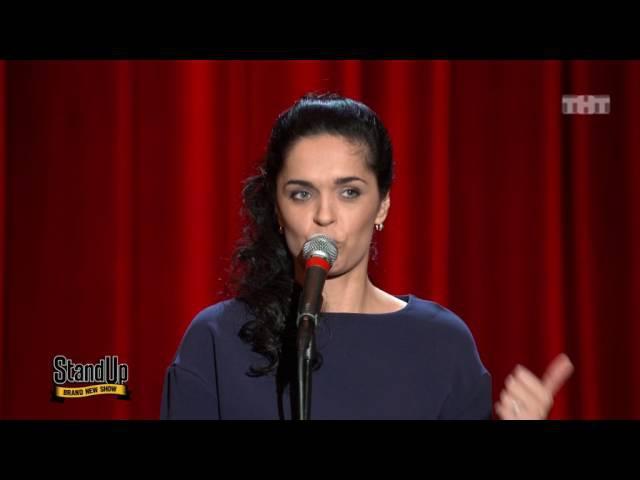 Stand Up: Юля Ахмедова - Об одиноких девушках, быстрых свиданиях и изменах