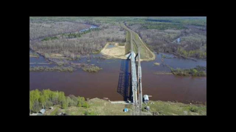р.п. Ветлужский 120 метров над землей