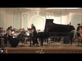 В.А.Моцарт - Концертино для фортепиано с оркестром C-dur