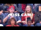 Woman Kiss Random Guy (KISS CAM)