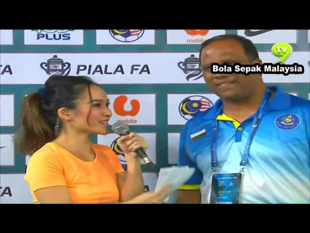 Full Highlight Pahang VS JDT 3 1 Piala FA 2017