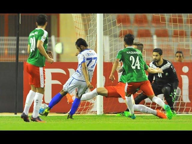 Saham vs Al Wehdat AFC Cup 2017 Group Stage