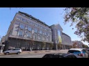 Обзор центра Киева - Исторический центр - район Киева видео