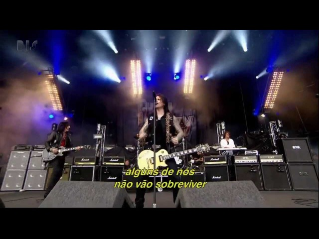 Thin Lizzy - Live At High Voltage Festival 2011 HD