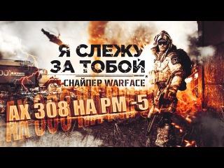 Warface: моментик с РМ с АХ 308