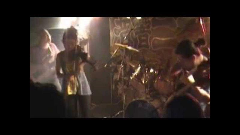 望月 / 岸本 / 矢野 / IRONFIST辰嶋 Quartet 2011/06/30 二万電圧